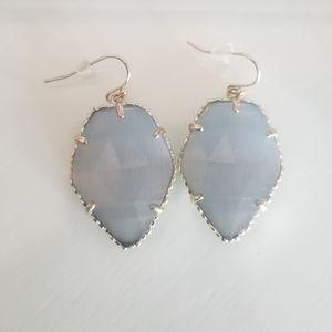 Kendra Scott Slate Corley Earrings